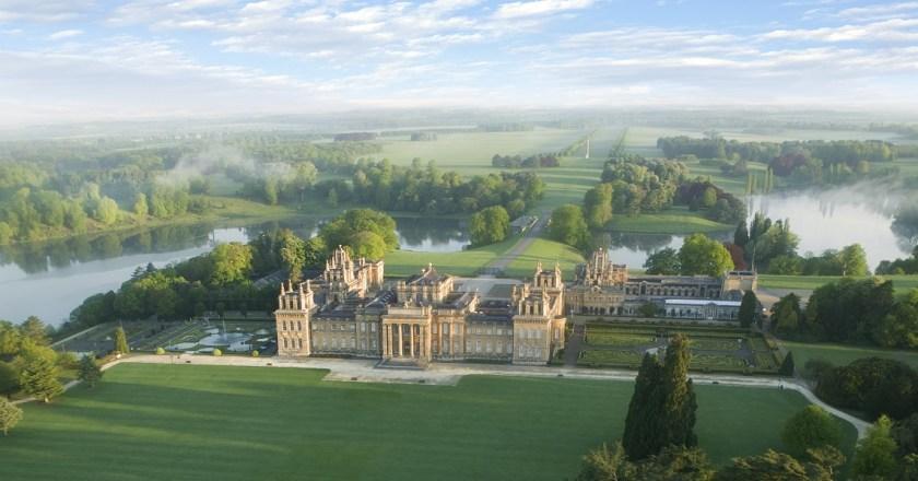 Dior ritorna al Blenheim Palace per la Cruise Collection