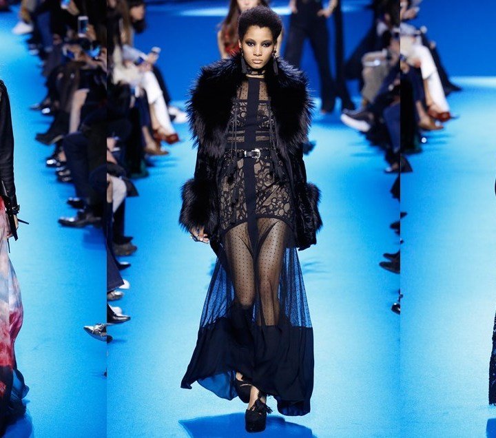 PFW – Il modern day nomadic style secondo Elie Saab