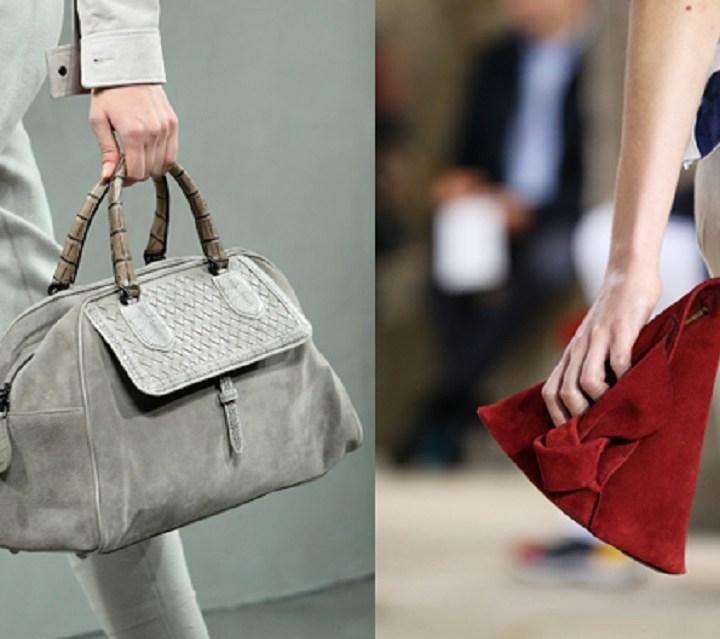 Trend SS 2016: Party Spring con le Suede Bag!