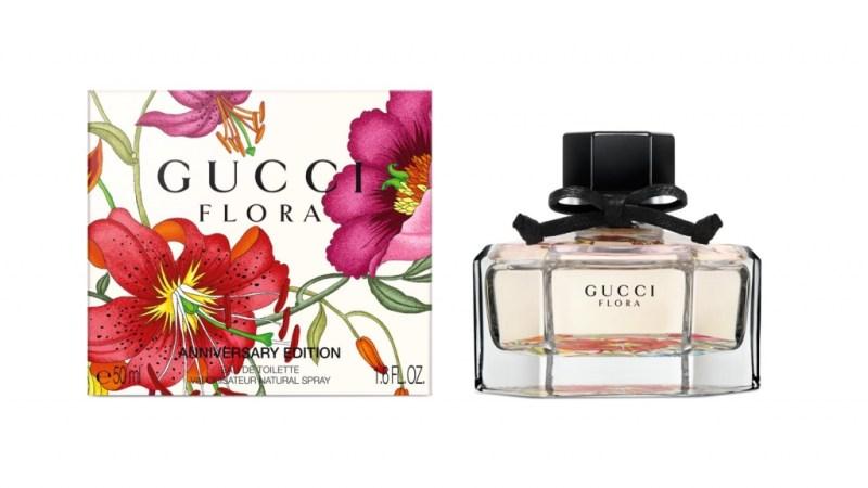Flora Anniversary Edition – Gucci celebra i 50 anni di Flora
