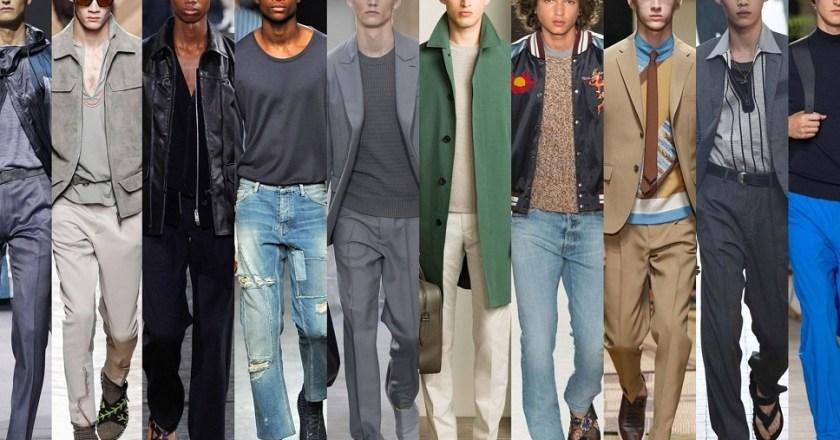 Menswear SS16- i top trends da non perdere per lui