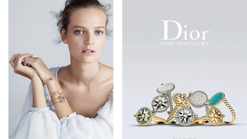 Dior presenta ROSE DES VENTS