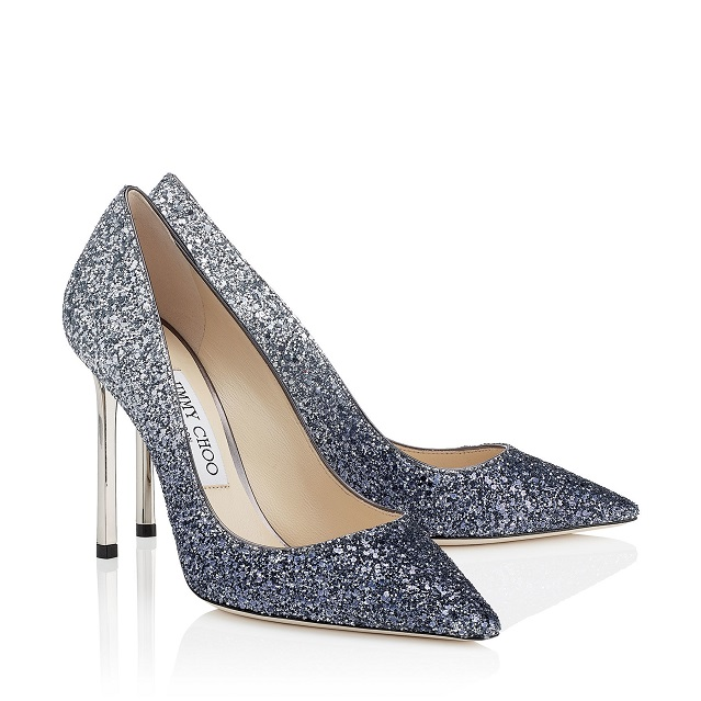 La New Romy di Jimmy Choo: splendore senza fine