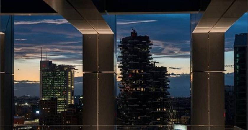 Nel cuore di Milano, l'Hotel LaGare Rooftop inaugura il suo skyline