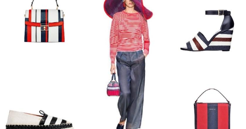 How to wear – look alla marinara