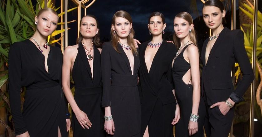 """La Maison Bulgari presenta la collezione di  Alta Gioielleria """"Magnificent Inspirations"""""""