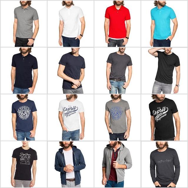 Trend SS2016 Men: Polo Vs T-shirts