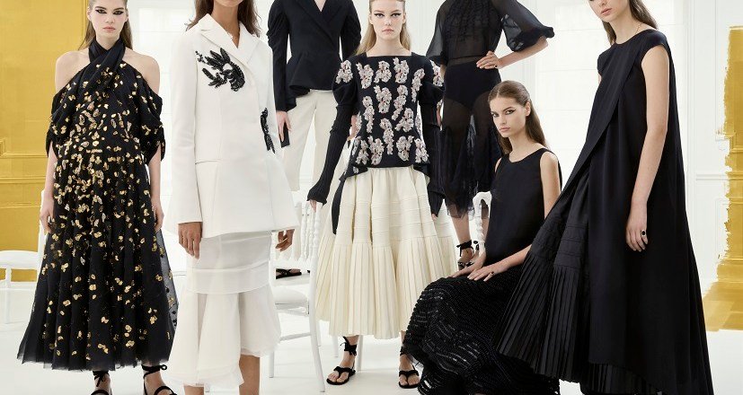 Dior Haute Couture – back to the start