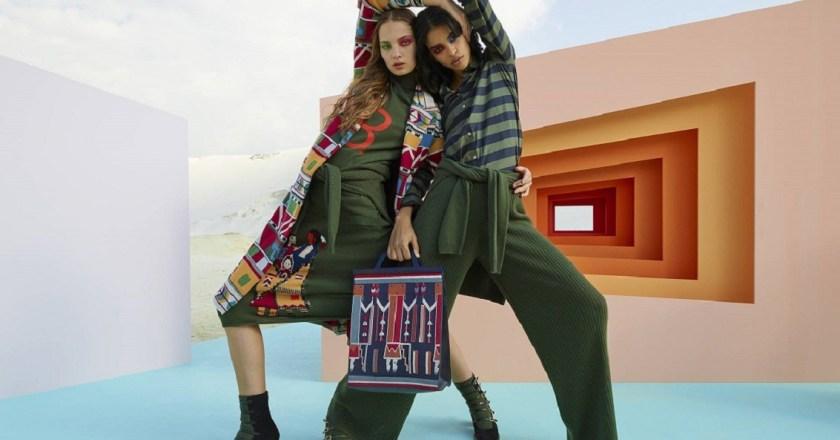 La multiculturalità di Stella Jean nella capsule per Benetton