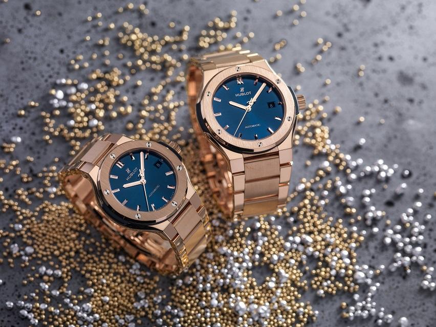 Le novità Hublot: gli orologi dallo stile senza tempo