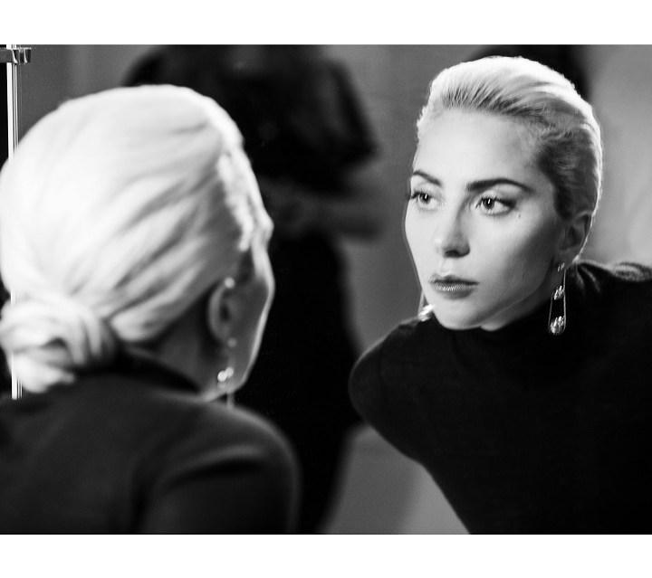 Lady Gaga come nuovo volto di Tiffany's Legendary Style