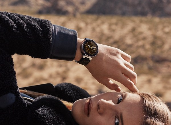 Louis Vuitton presenta lo smartwatch Tambour Horizon