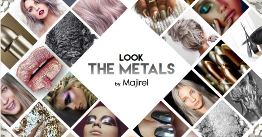 L'Oréal Professionnel presenta The Metals by Majirel