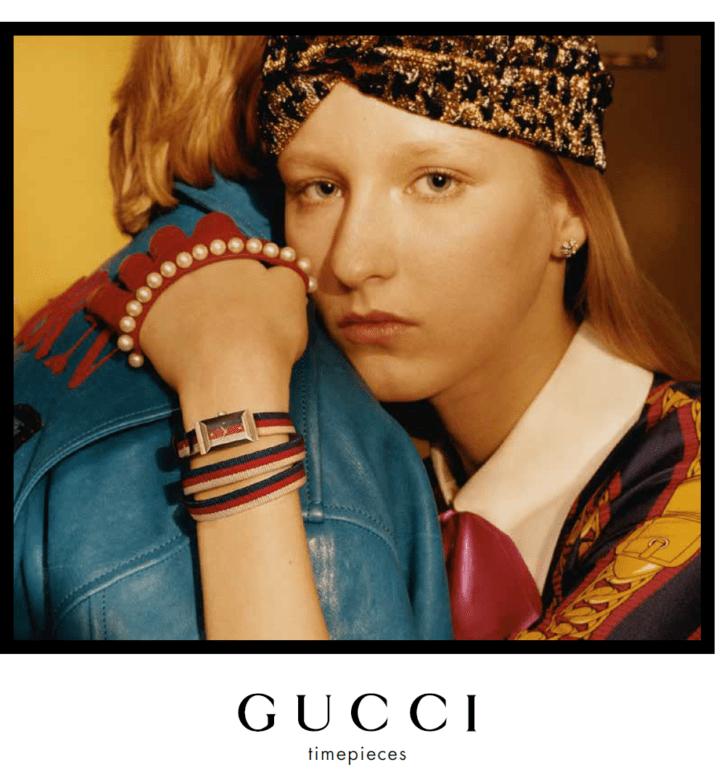 Un viaggio senza tempo – arriva l'ad Gucci per la Spring Summer 2018
