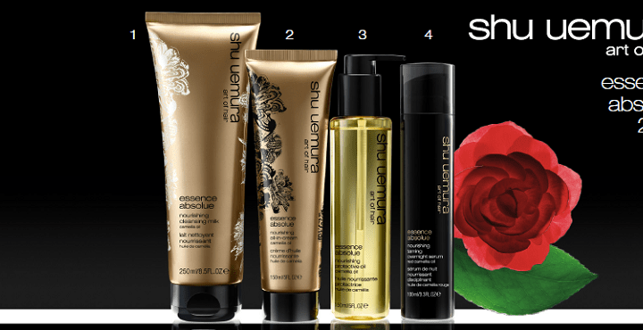 Secrets of the night – arriva shu uemura essence absolue overnight serum