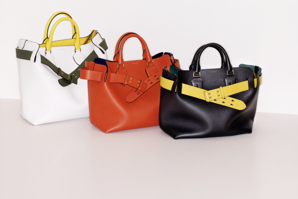 Belt Bag, il nuovo must have targato Burberry
