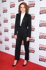 Daisy Ridley in Sara Battaglia agli Empire Awards, London