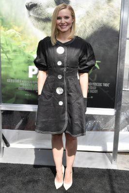 Kristen Bell in Paper London alla premiere of Pandas, Hollywood