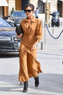 Victoria Beckham in Victoria Beckham, Paris