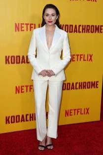 Elizabeth Olsen alla 'Kodachrome' premiere, Hollywood