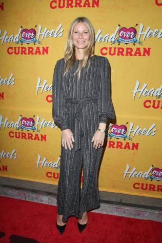 Gwyneth Paltrow al 'Head Over Heels' press night, San Francisco