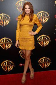 Isla Fisher in Swarovski al CinemaCon, Las Vegas