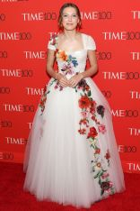 Millie Bobby Brown in Dolce and Gabbana al Time 100 Gala, New York