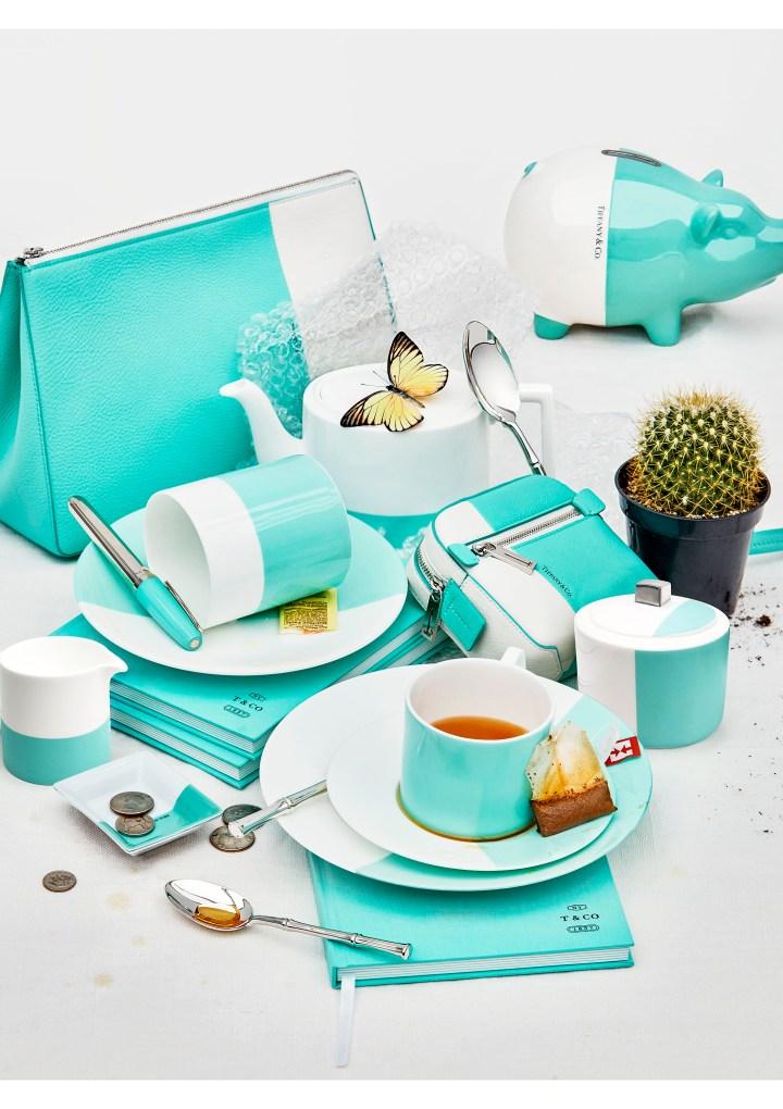 #TiffanyEveryDay, la collezione home di Tiffany & Co.