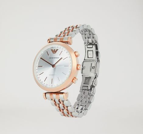 Arriva l'Hybrid Smartwatch di Emporio Armani Connected
