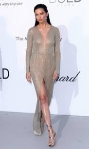Adriana Lima all'amfAR Gala, Cannes
