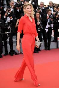Alice Taglioni in Elie Saab al Cannes Film Festival 2018