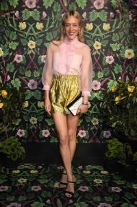Chloe Sevigny al Planned Parenthood gala, New York