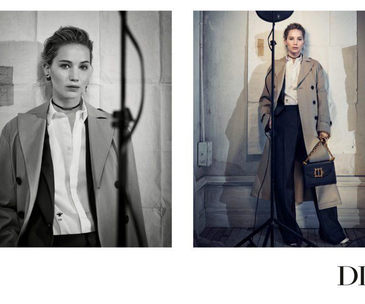 A matter of identity – Jennifer Lawrence per Dior FALL 2018