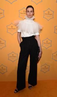 Edie O'Connor al Veuve Cliquot Business Woman Award, London