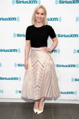 Emilia Clark al SiriusXM Town Hall, New York