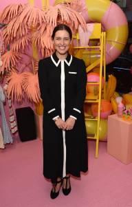 Emilia Wickstead al Koibird store launch, London