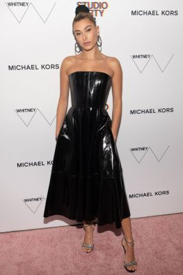 Hailey Baldwin al Whitney Museum Annual Gala, New York