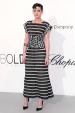 Kristen Stewart in Chanel all'amfAR gala, Cannes Film Festival