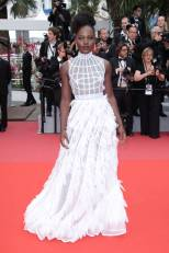 Lupita Nyong'o in Dior al 'Sorry Angel' premiere, Cannes Film Festival