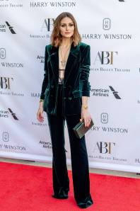 Olivia Palermo all'American Ballet Theatre spring gala, New York