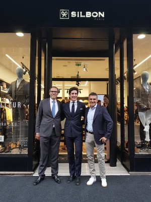 Silbon approda a Parigi con un nuovo negozio