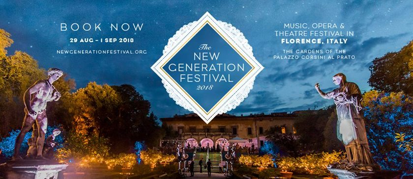"In arrivo ""The New Generation"" Festival"