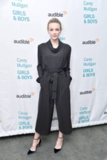 Carey Mulligan al 'Girls & Boys' opening night, New York