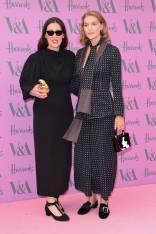Emilia Wickstead e Arizona Muse al The V&A summer party, London
