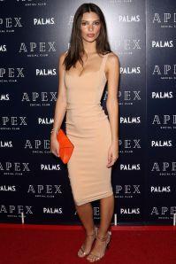 Emily Ratajkowski all'APEX Social Club event, Las Vegas.