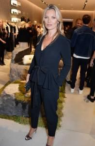 Kate Moss al Stella McCartney 23 Bond Street store opening, London