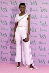Maria Borges in Ralph & Russo al The V&A summer party, London