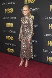 Nicole Kidman in Givenchy al Lincoln Center American Songbook Gala, New York