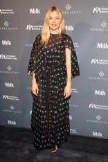 Sienna Miller in Sonia Rykiel all'International Medical Corps summer benefit, New York