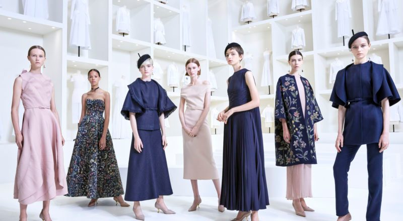 Il made of dell'Haute Couture secondo Dior